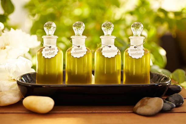 les huiles végétales biologiques dans les savons saponifiés à froid